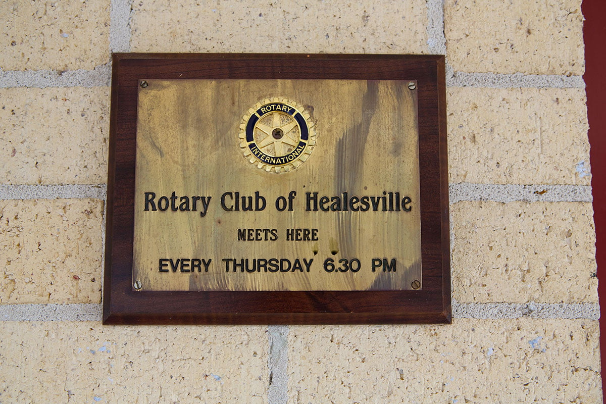 Rotary Club Healesville